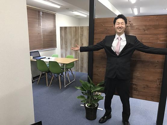 関西新事務所OPEN!!のアイキャッチ画像