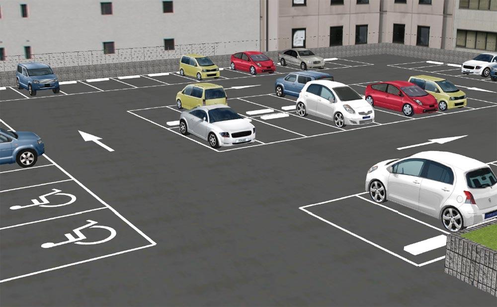 駐車場もシェアする時代?のアイキャッチ画像