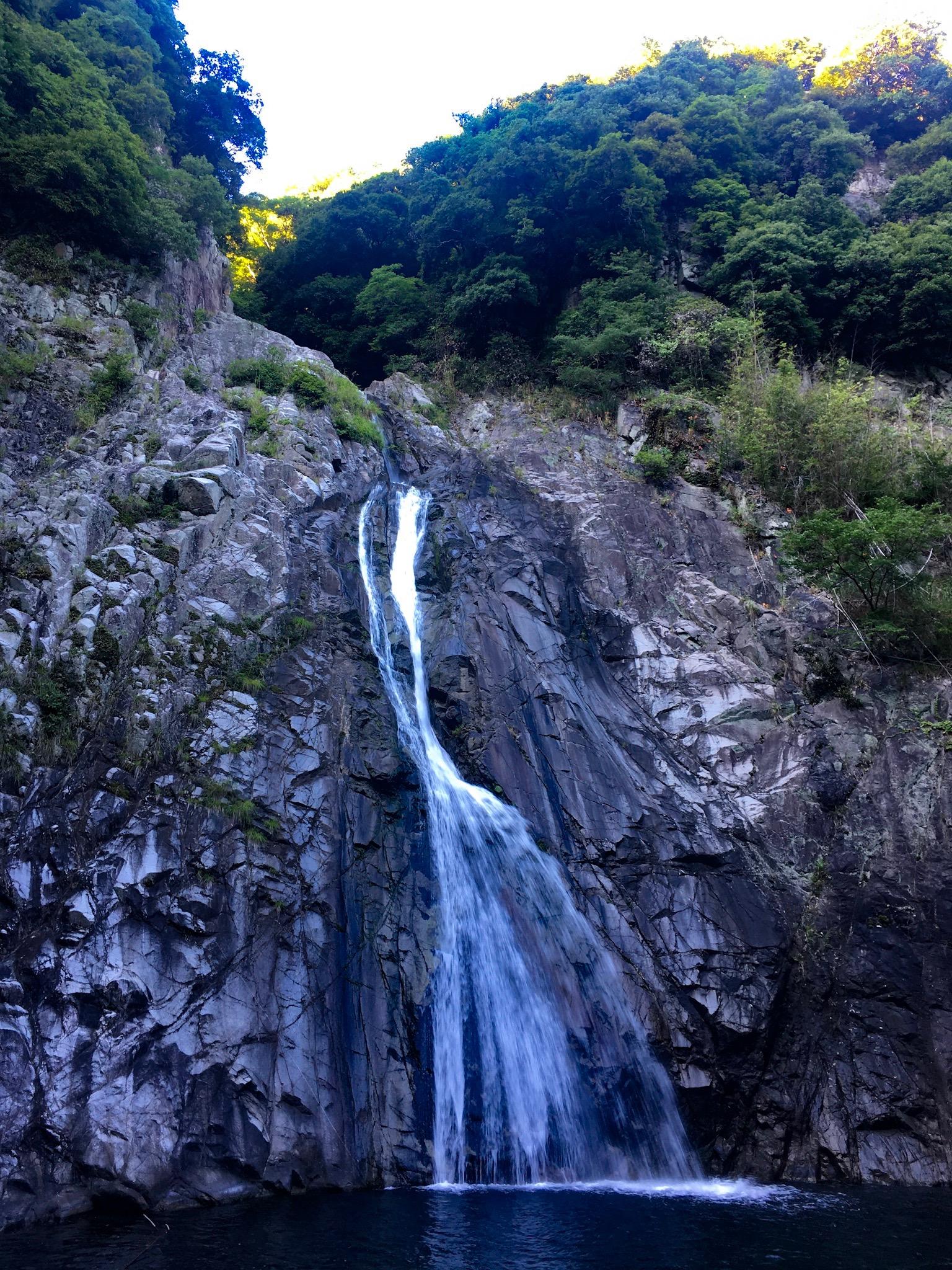 大阪府、兵庫県おススメドライブスポット(布引の滝)のアイキャッチ画像