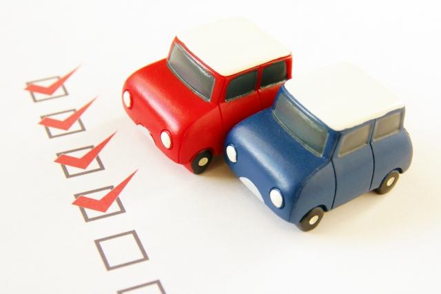 新車と中古車のカーリースの比較