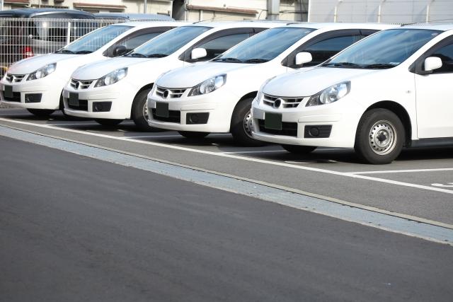 社用車や営業車には経費処理が可能なカーリースがおすすめ