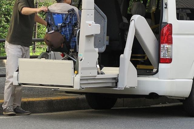 福祉車両 スロープ 介護 高齢化