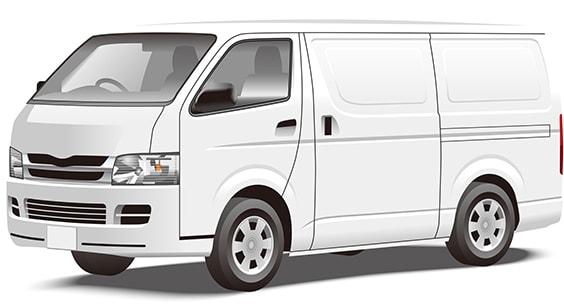 カーリース車種 : バン・トラック